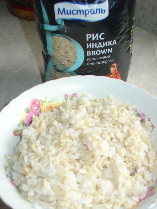 Рис браун для чего