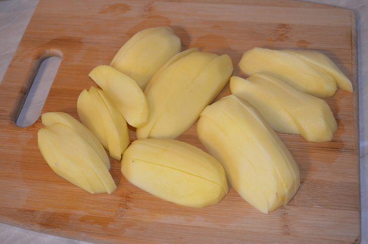 Картофель с тыквой рецепты с фото
