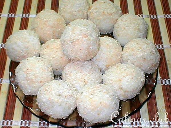 Как приготовит рисовые шарики