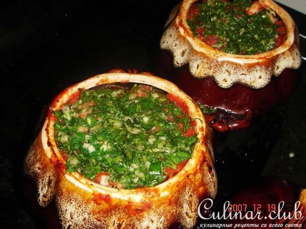 Чахохбили блюда в горшочках пошаговый рецепт мясо с овощами