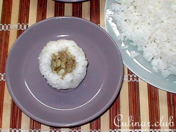 Сладкие рисовые шарики рецепт с фото пошагово