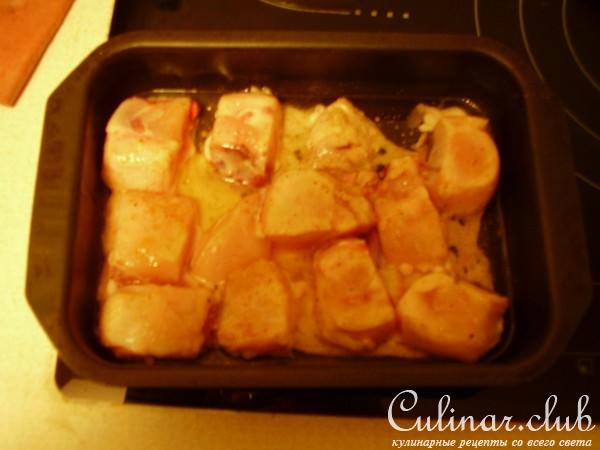 Рецепт из филе грудки с фото