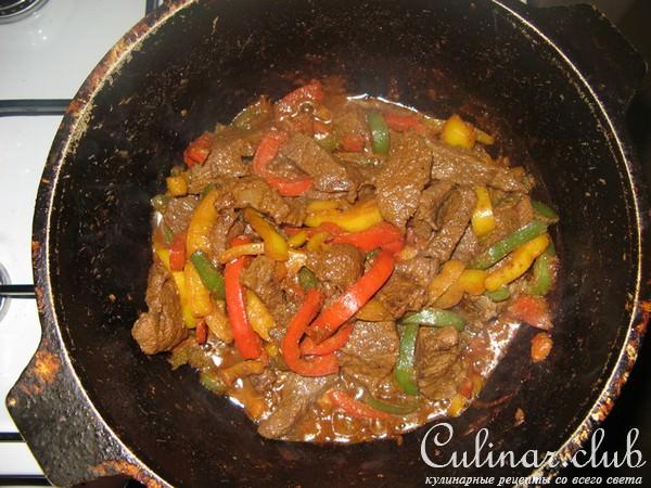 Мясо по-вьетнамски рецепт с фото пошагово