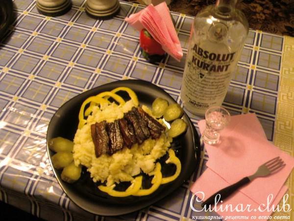 Что приготовить любимому мужу на ужин