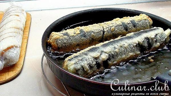 Суши с кальмарами в домашних условиях рецепт