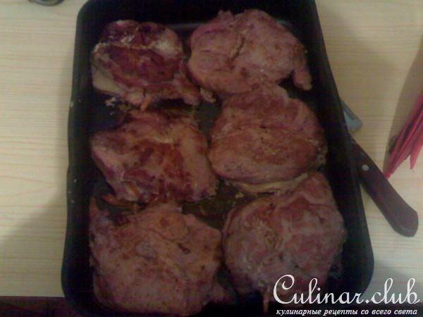 Мясо по богатырски рецепт