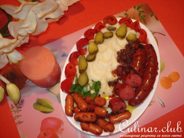Ужин для любимого мужа рецепты с фото