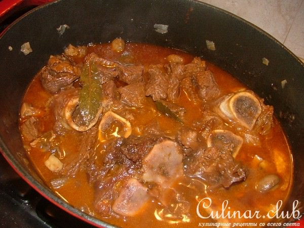 Мясо тушеное грибами рецепт фото