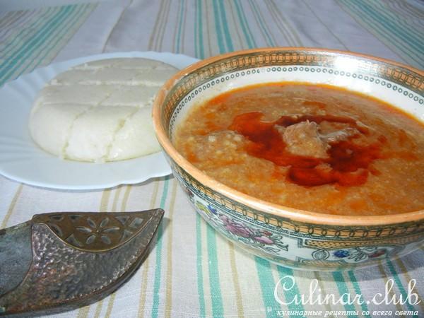 адыгейские блюда рецепты и фото