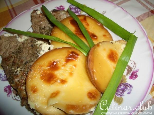 Рецепты с колбасным сыром с фото