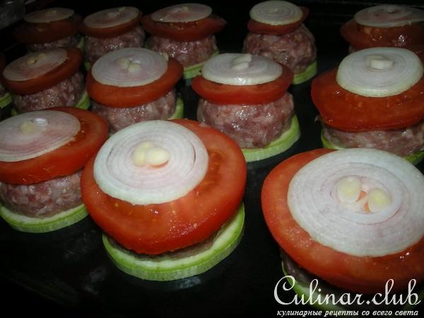 Ленивые кабачки рецепт с фото пошагово