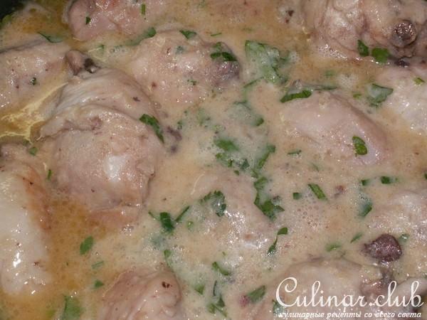 Либжа из курицы рецепт с фото