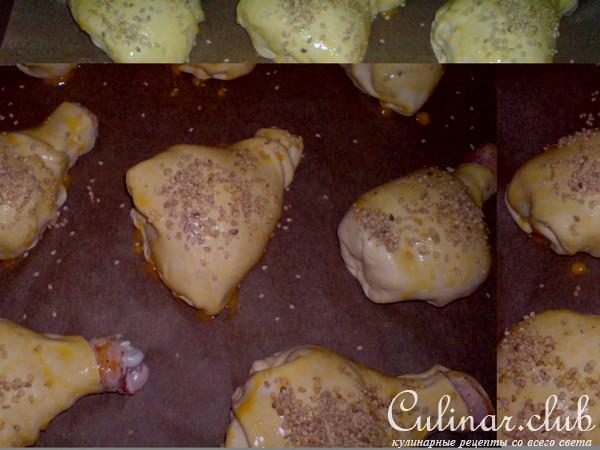 Рецепт кусочки курицы в тесте в духовке рецепт с пошагово