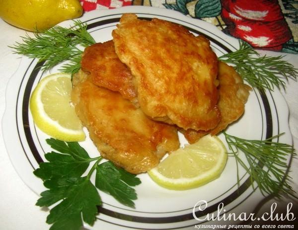 Рецепт морской язык в кляре рецепт с фото пошагово