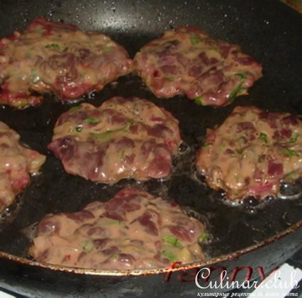 Блюда из фарша в духовке пошагово с фото
