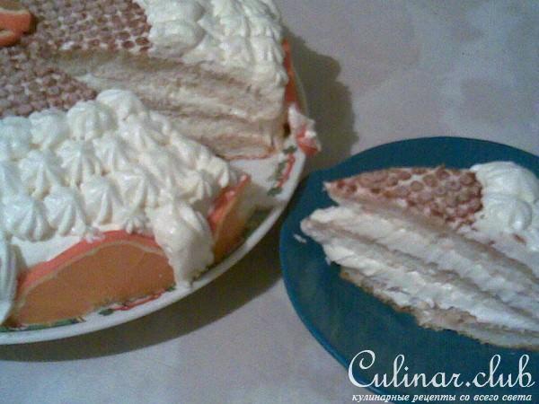 Рецепт торта тамара