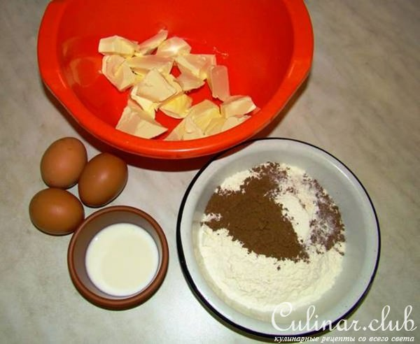 десерт шварцвальд рецепт с фото