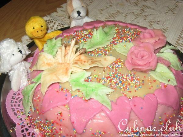 Торт неженка с фото