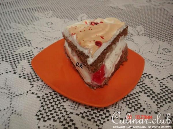 желейные торты с мороженым фото