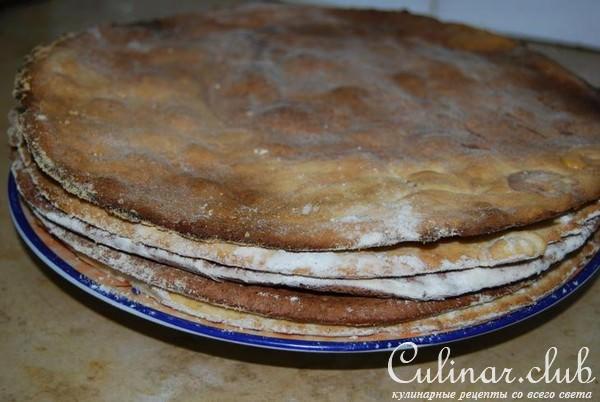 Торт клеопатра рецепт пошагово