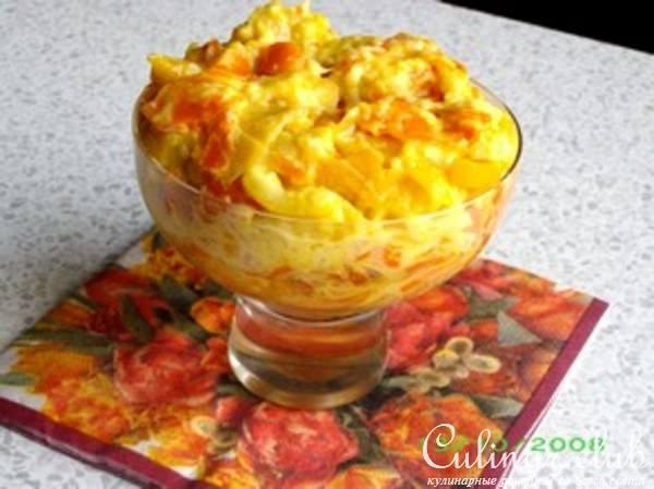 Рецепты десертов из овощей с фото
