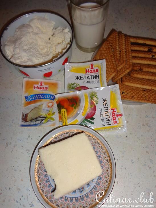 выпечка с желатином рецепты с фото