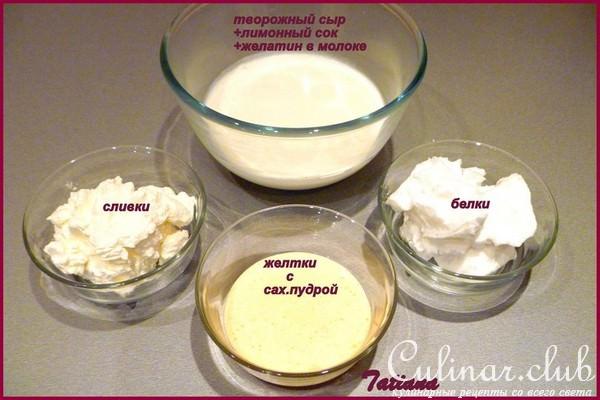 Как сделать из творожного сыра крем 853