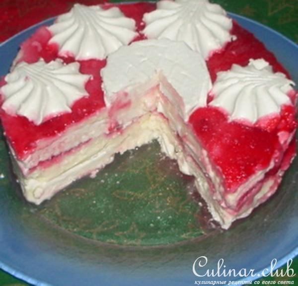 Кабачковый тортик рецепт с фото