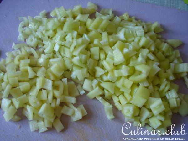Салат с рисом но без уксуса