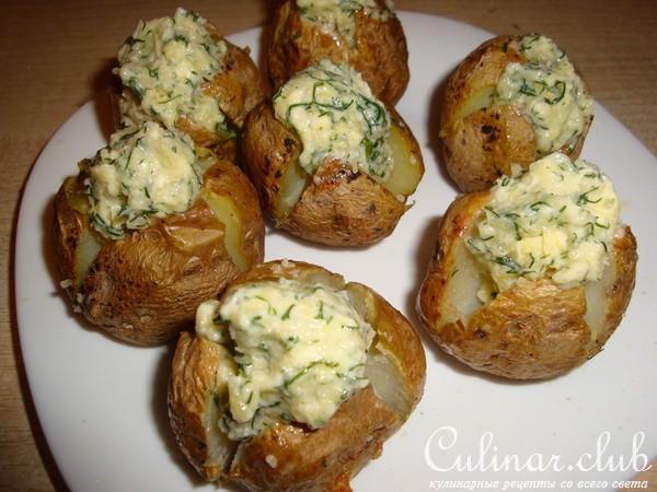 Картофель к празднику рецепты с фото