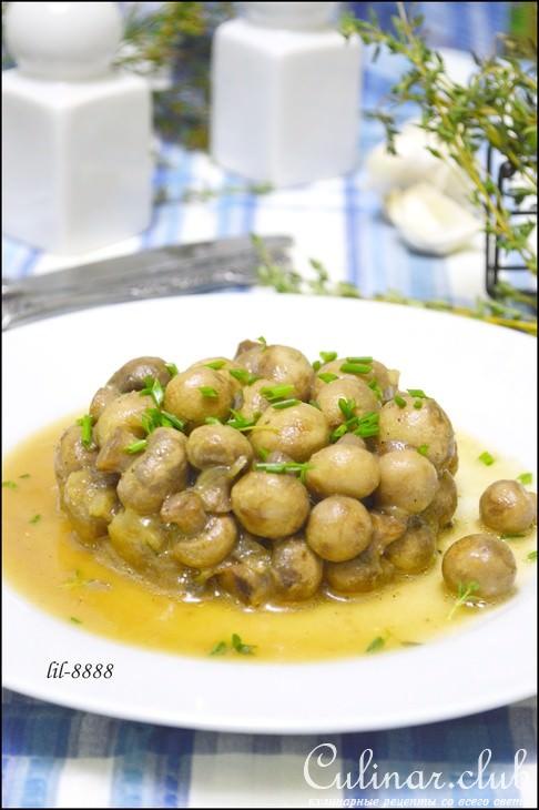 блюда шампиньонов рецепты фото в мультиварке