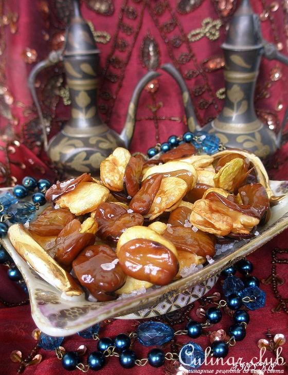 Жареные бобы рецепт