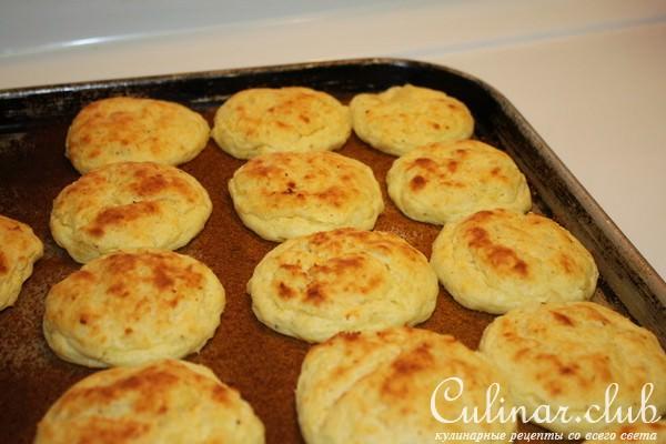 пампушки картофельные рецепт с фото