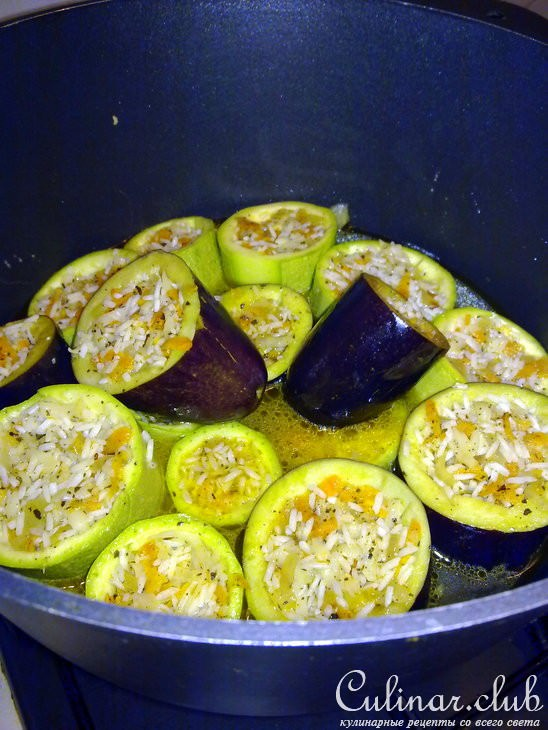 Рецепт баклажаны кабачки 104