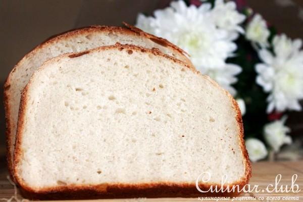 приготовление белого хлеба видео