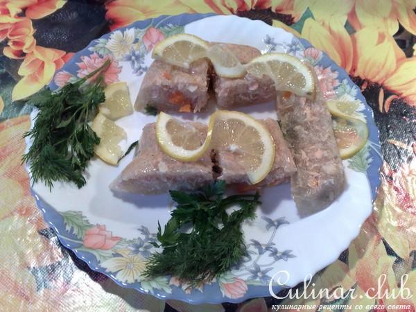 Печень семги рецепт