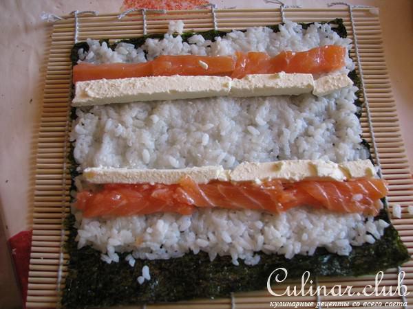 Рис для роллов в домашних условиях пошаговый рецепт с фото