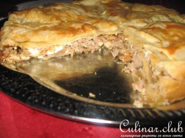Пироги с капустой и фаршем в мультиварке рецепты с