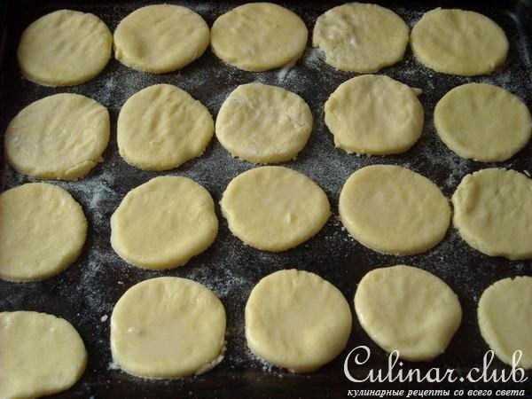 Печенье топленое молоко рецепт с фото