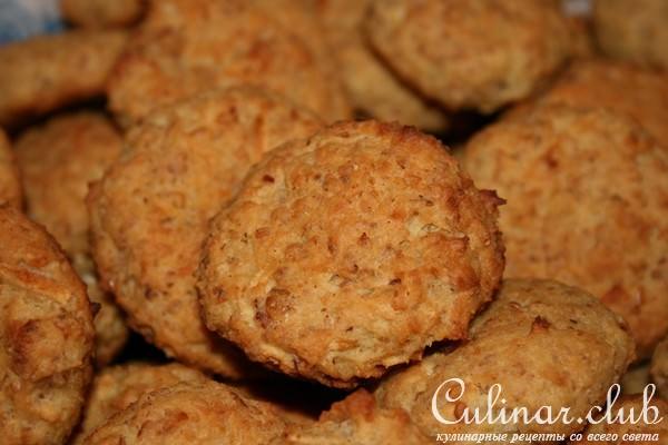 Творожно овсяное печенье рецепт с фото