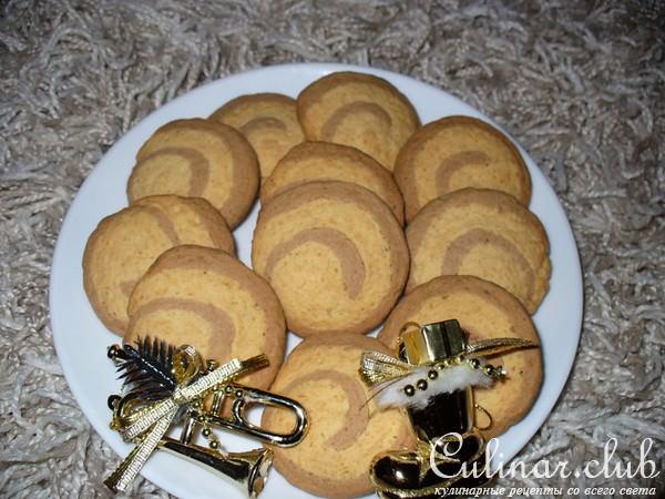 Рулет печенья рецепт фото