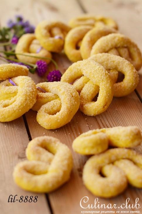 печенье на желтках рецепт с фото