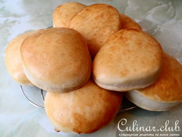 Рецепт булочек сметанник