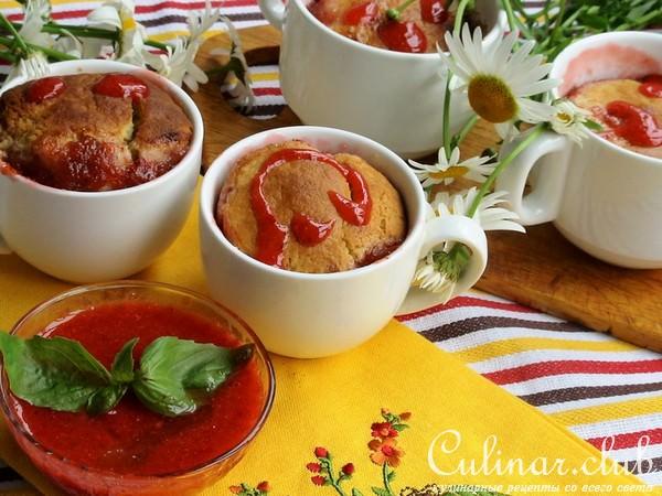 Блюда из ревеня рецепты фото простые
