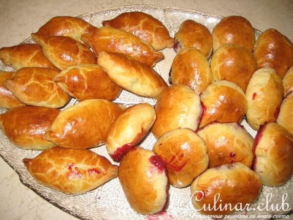Начинка для пирожков с вишней замороженной рецепт пошагово