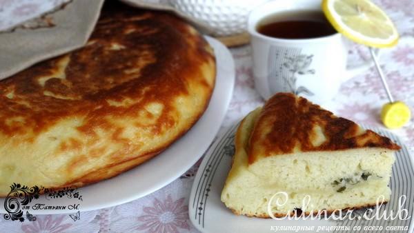 Пирожки на кефире рецепт с фото пышные