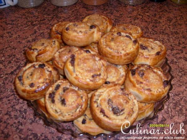 Тесто грецкими орехами рецепт с фото