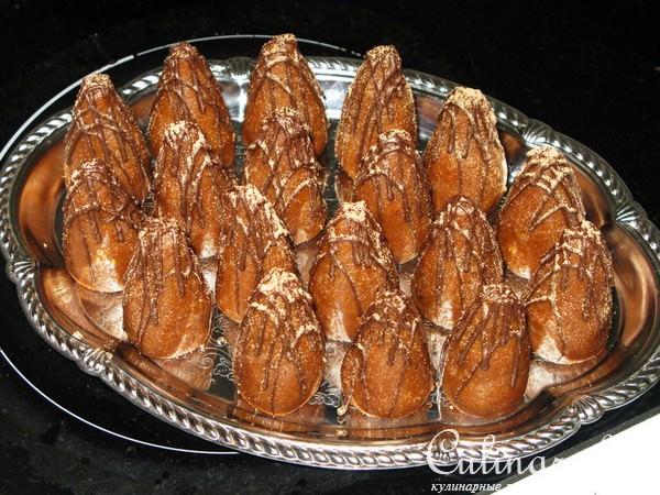 Крошковые пирожные рецепт и