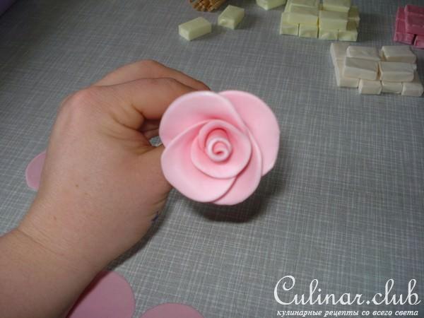 розочки из конфет мамба