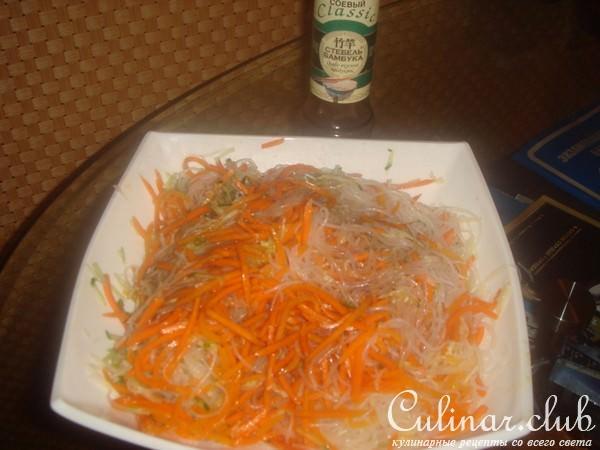 Фунчоза рецепт пошагово с в